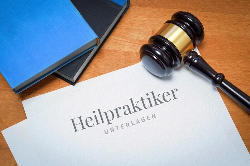 Heilmittelwerbegesetz Heilpraktiker